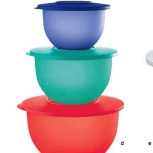 Bowls with lids